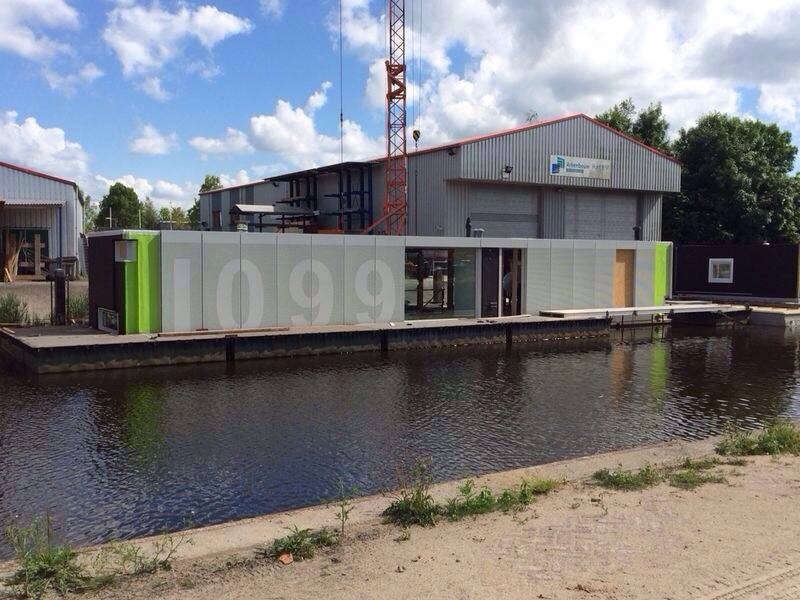 Project Woonboot Weesp